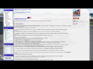 Le règlement de la Team GTR3