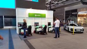 Un coin Xbox :