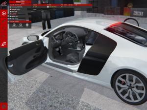 Prenez place dans l'Audi R8 avec Assetto Corsa