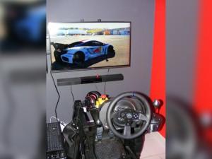 Le cockpit selon Simu-racing :