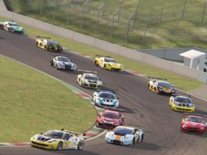 Le Championnat GT SRo