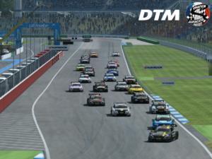 DTM sur Raceroom Racing Experience
