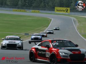Audi TT Cup sur RaceRoom Racing Experience