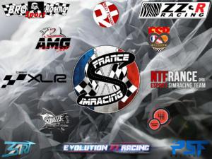 De nombreuses teams & ligues sont impliquées sur SimRacing-France et participent au développement de la plateforme