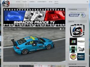 La chaîne YouTube SR-FR.TV retransmet certaines courses en live commenté. Une communauté active de streamers et commentateurs sont impliqués