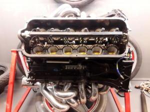 Un V12 c'est beau et pas uniquement pour le son
