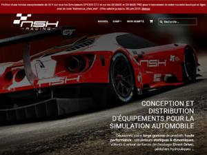 Rendez-vous sur nsh-racing.com