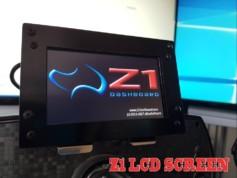 Le Z1 LCD Screen