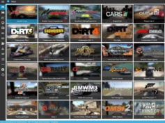 Aperçu des jeux compatibles avec SimHub