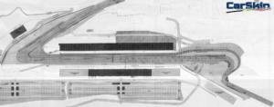 Plan des nouveaux stands